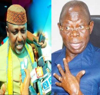Okorocha accused oshiomole
